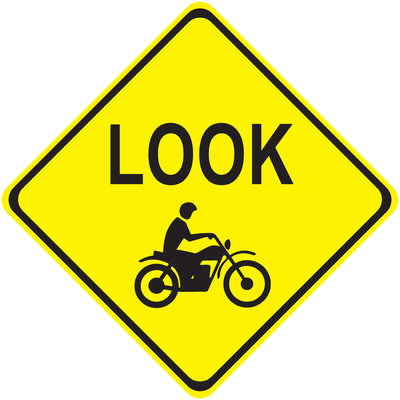 rsz look safety sign