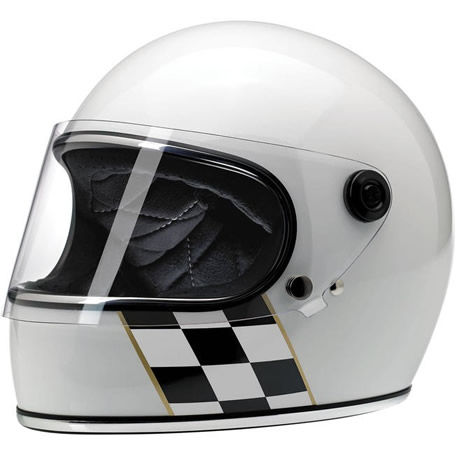 Biltwell Gringo F Full Face MC Helmet