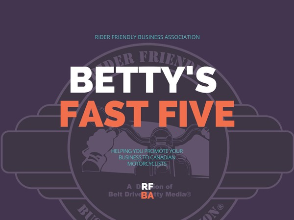 bettys fast five videos page 1
