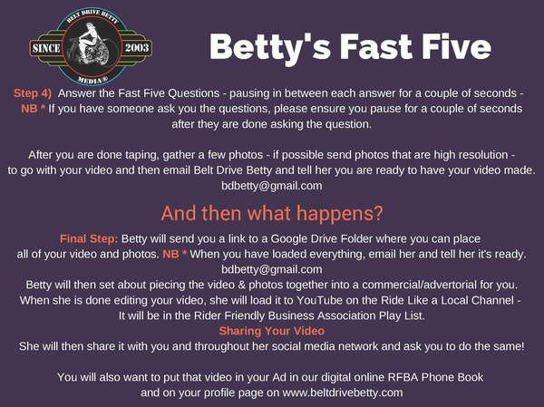 bettys fast five videos page 3