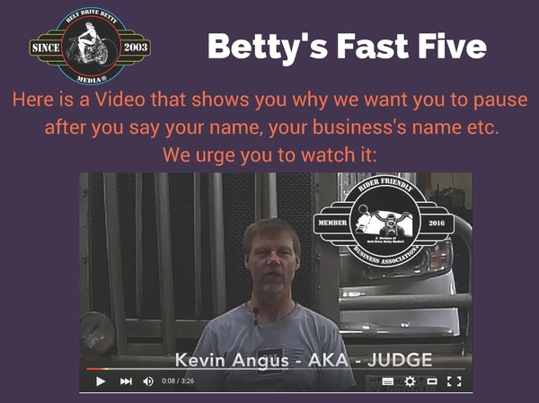 bettys fast five videos page 4
